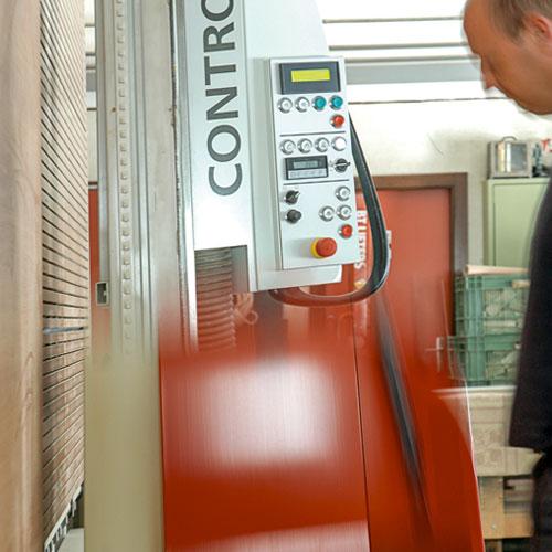 loutan ébénisterie atelier machines