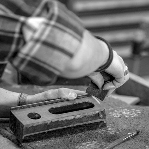 loutan ébénisterie finition qualité artisanale