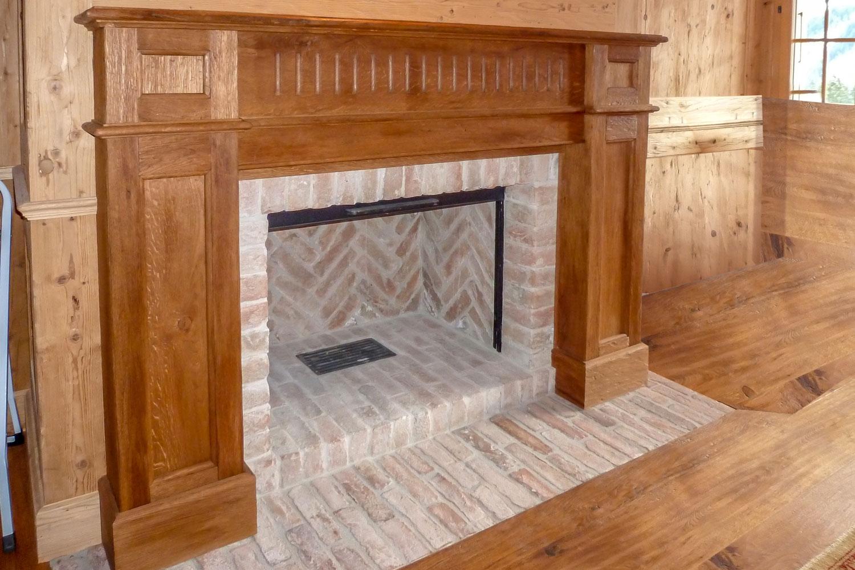 loutan agencement chambre foyer cheminée
