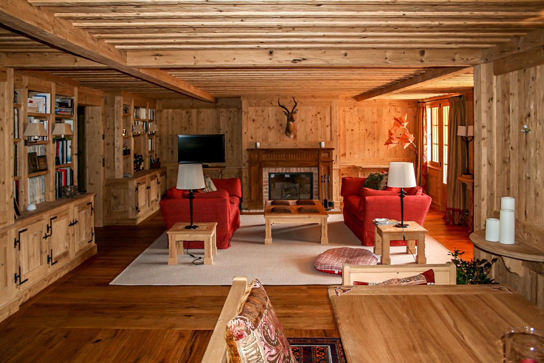 aménagement agencement d'un living room