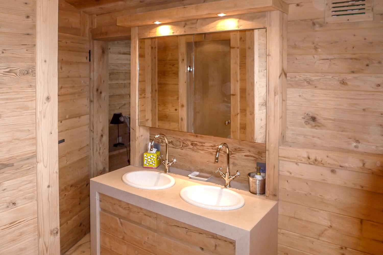 amenagement mobilier salle de bain